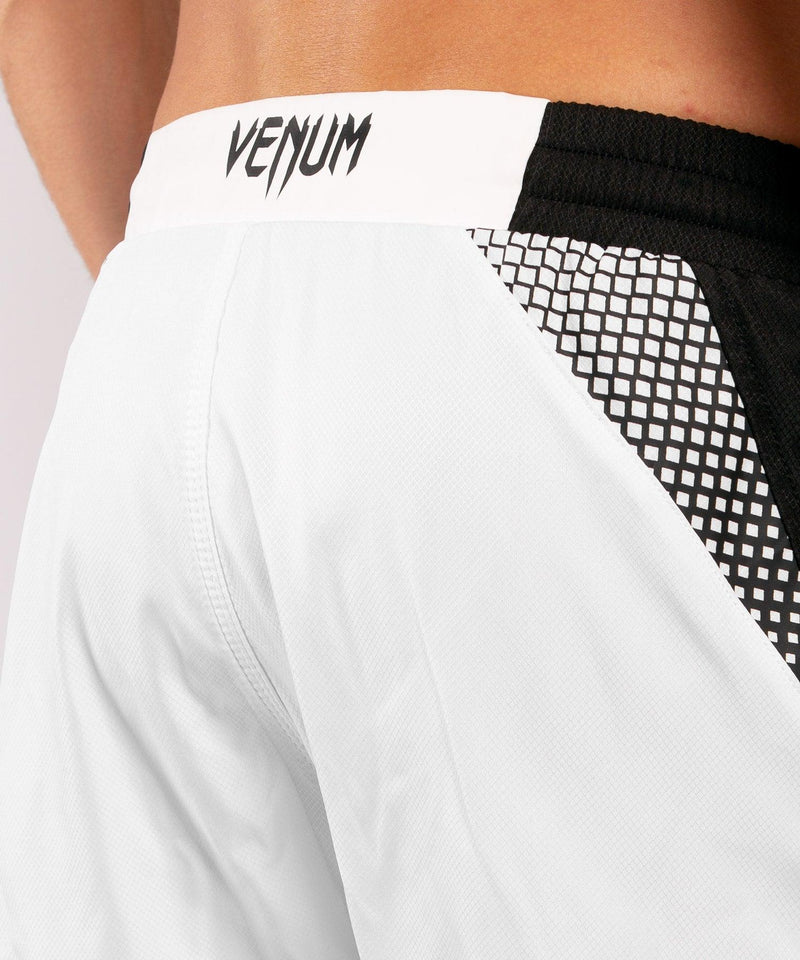 Venum x ONE FC Fightshorts - White/Black