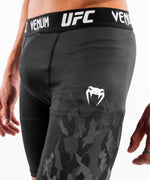 UFC Venum Authentic Fight Week Men's Performance Vale Tudo Shorts – Black Picture 5
