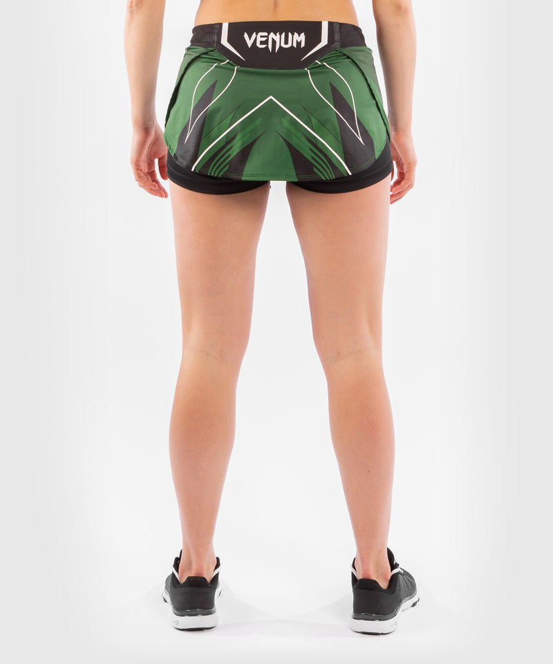 UFC Venum Authentic Fight Night Women's Skort – Green Picture 2