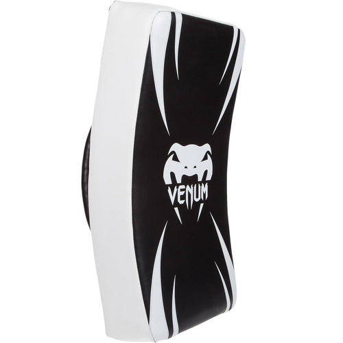 Venum Absolute Long Kick Shield - Black/Ice picture 1