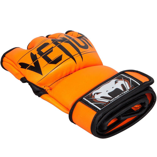 Venum Undisputed 2.0 MMA Gloves - Skintex Leather - Neo Orange picture 3