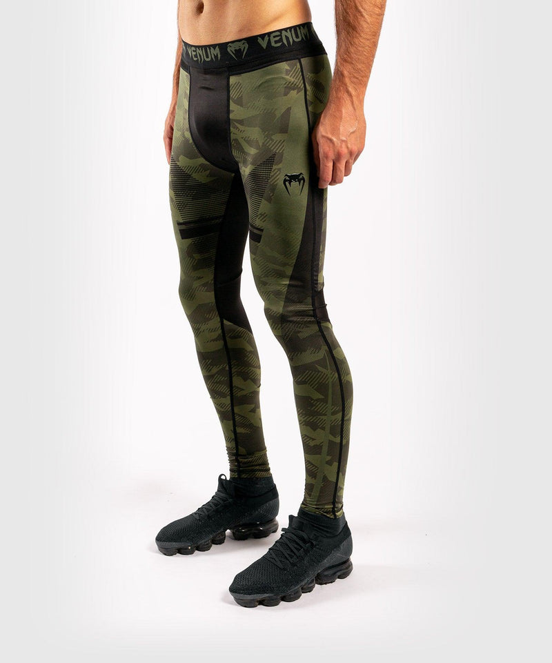 Venum Trooper Tights - Forest camo/Black picture 3