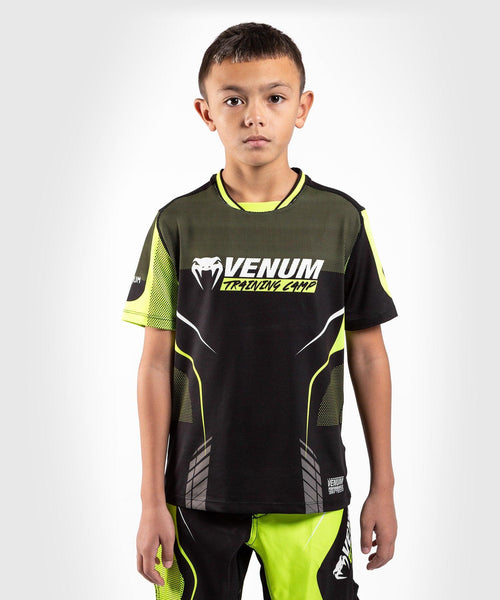 Venum Training Camp 3.0 Kids Dry Tech T-shirt - picture 1