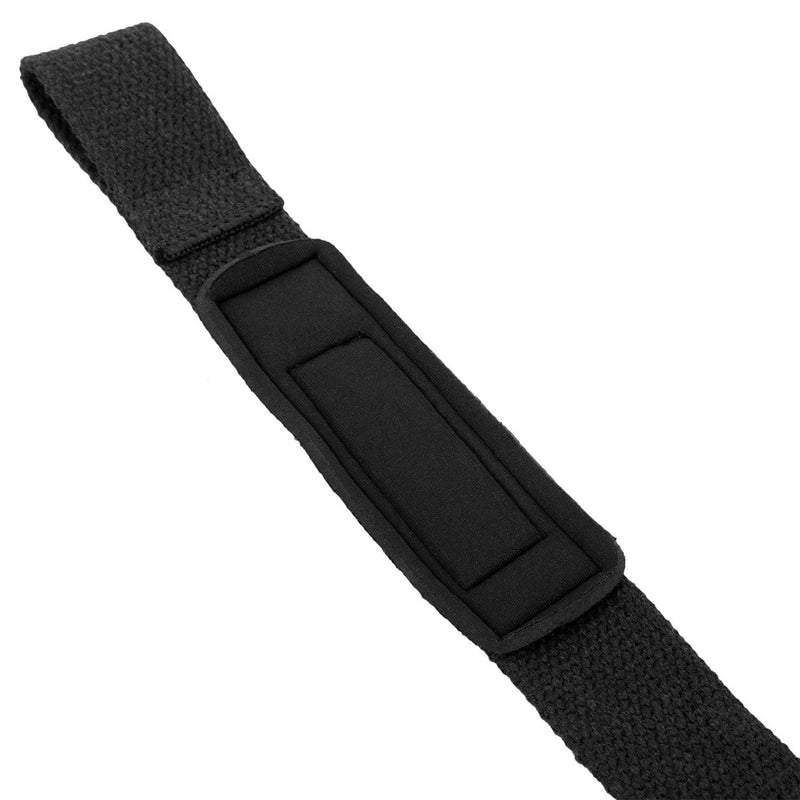 Venum Hyperlift Weightlifting Straps - Black (Pair) picture 5