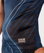 Venum Contender 5.0 Rashguard - Short sleeves - Navy/Sand picture 7