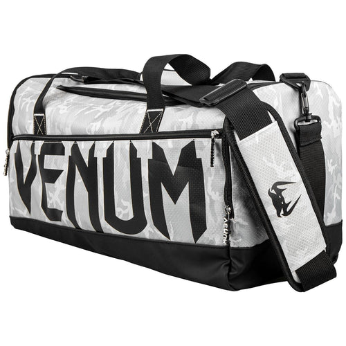 Venum Sparring Sport Bag – White/Camo picture 1