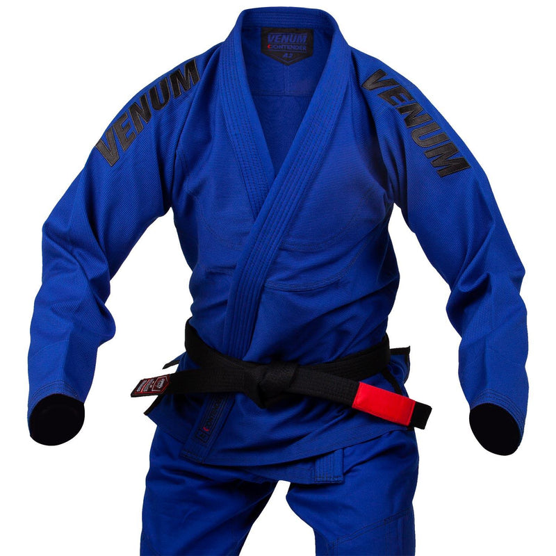 Venum Contender Evo BJJ Gi - Royal blue picture 1