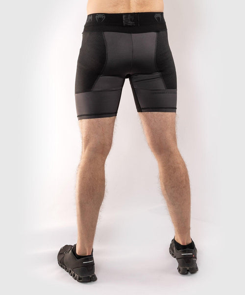 Venum G-Fit Compression Shorts – Grey/Black picture 2