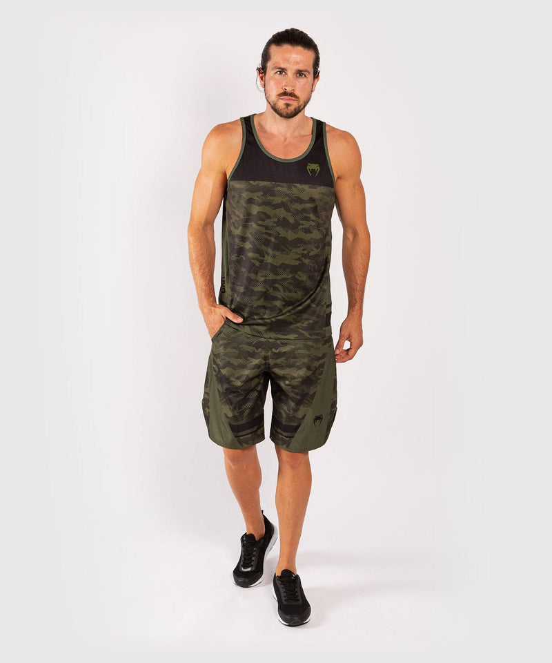 Venum Trooper Tank Top - Forest Camo/Black picture 9