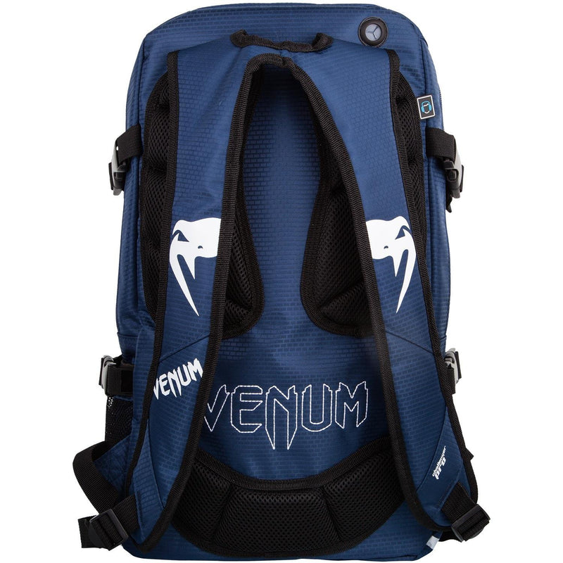 Venum Challenger Pro Backpack - Navy Blue/White picture 4