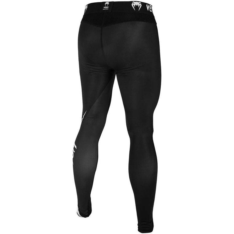 Venum Contender 4.0 Spats – Black/Grey-White picture 3