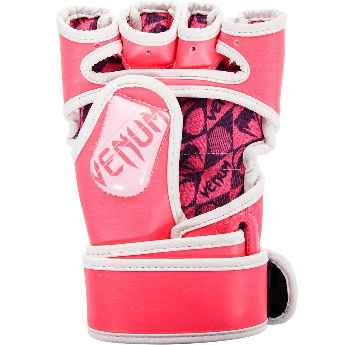 Venum Undisputed 2.0 MMA Gloves - Pink/White picture 3