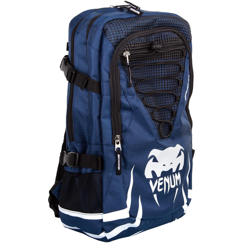 Venum Challenger Pro Backpack - Navy Blue/White picture 2