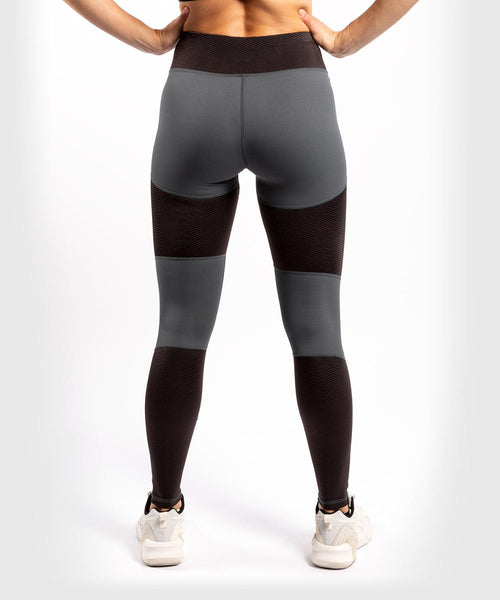 Venum Dune 2.0 Leggings - For Women - Grey/Black - picture 2