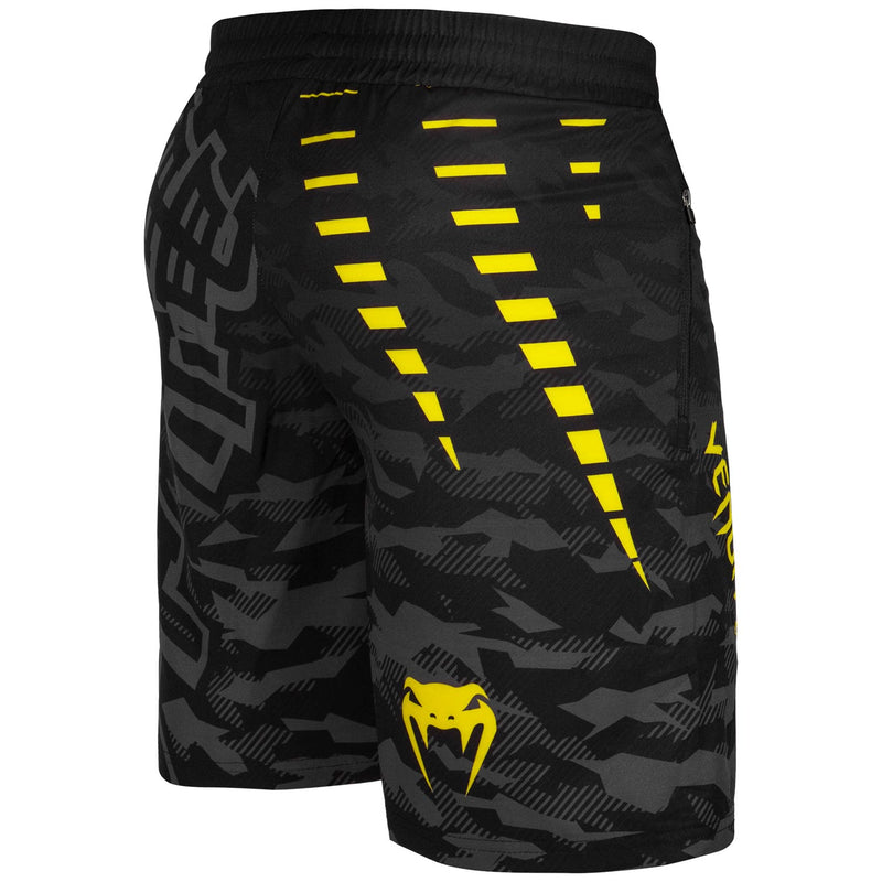 Venum Okinawa 2.0 Training Shorts – Black/Yellow picture 4