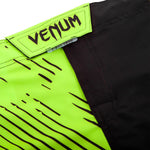 Venum Training Camp 2.0 Fightshorts - Black/Neo Yellow picture 5