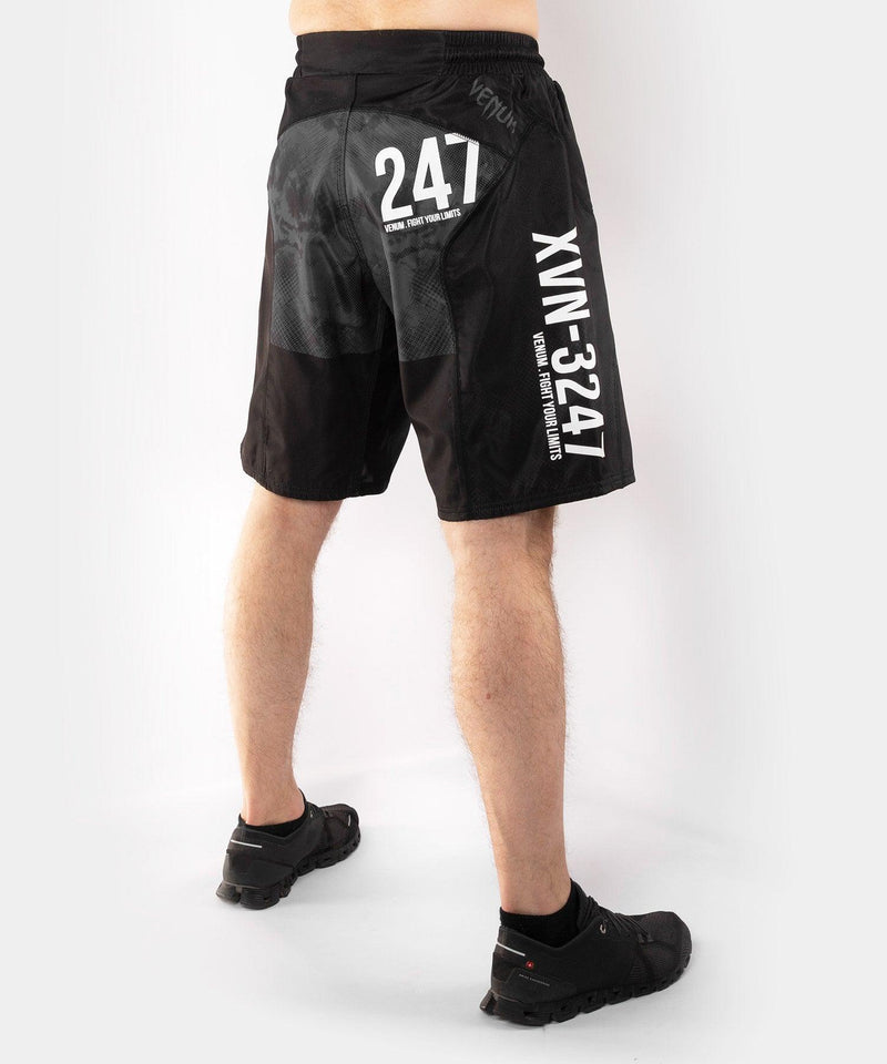 Venum Sky247 Fightshort – Black/Gray picture 2