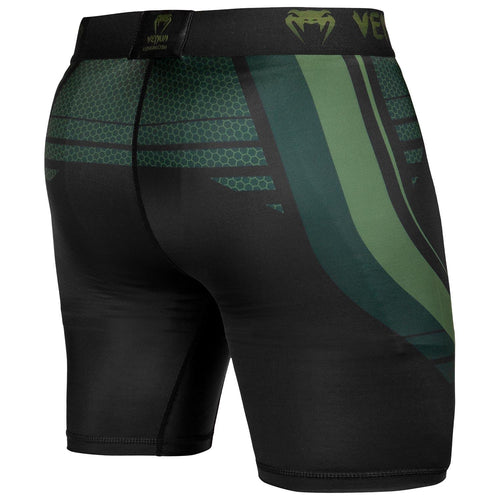 Venum Technical 2.0 Compression Shorts - Black/Khaki – Exclusive picture 4