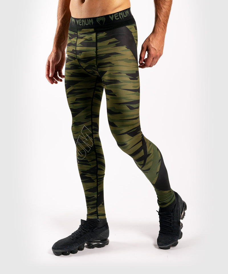 Venum Contender 5.0 Tights - Khaki camo picture 3