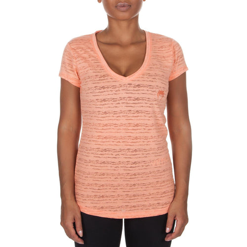 Venum Essential V Neck T-Shirt – Apricot picture 2