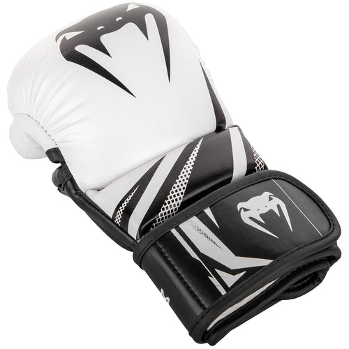 Sparring Gloves Venum Challenger 3.0 – White/Black picture 2