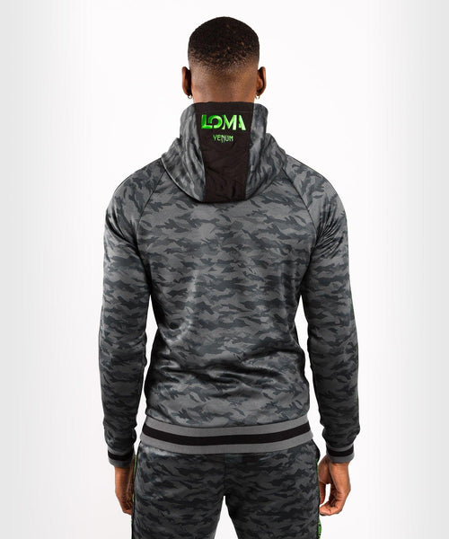 Venum Arrow Loma Signature Collection Hoodie - Dark Camo picture 2