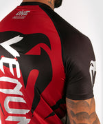 Venum x ONE FC Dry Tech T-shirt - Red picture 7
