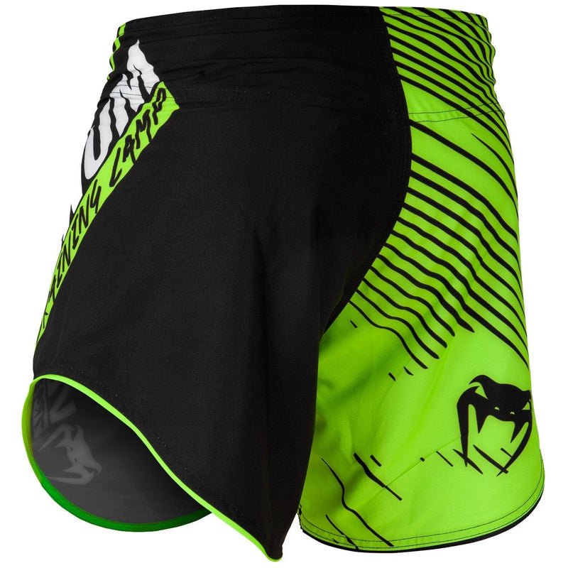Venum Training Camp 2.0 Fightshorts - Black/Neo Yellow picture 4