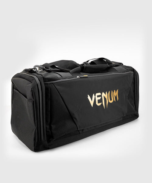 Venum Trainer Lite Evo Sports Bags - Black/Gold picture 4