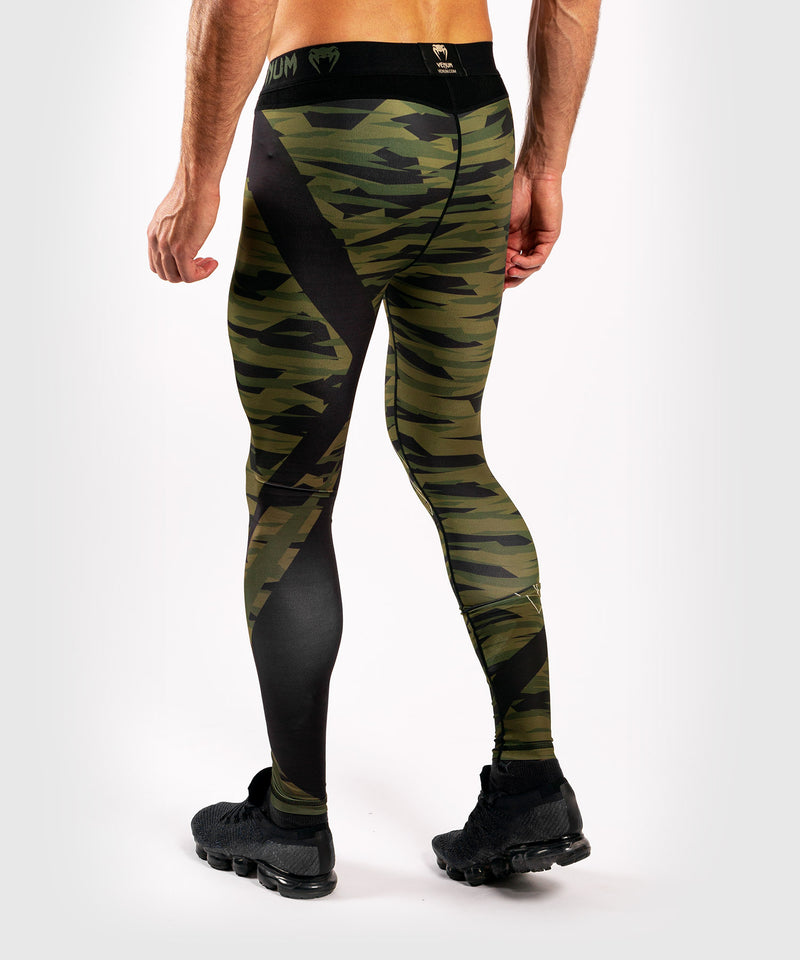 Venum Contender 5.0 Tights - Khaki camo picture 4