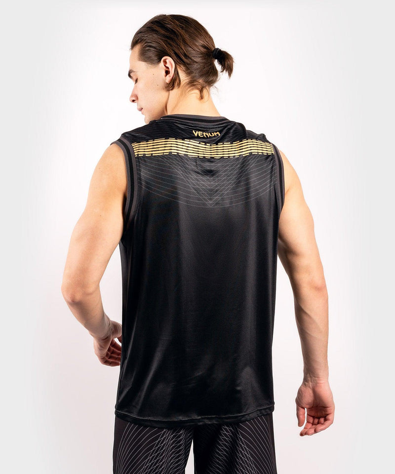 Venum Club 182 Tank Top - Black/Gold picture 2