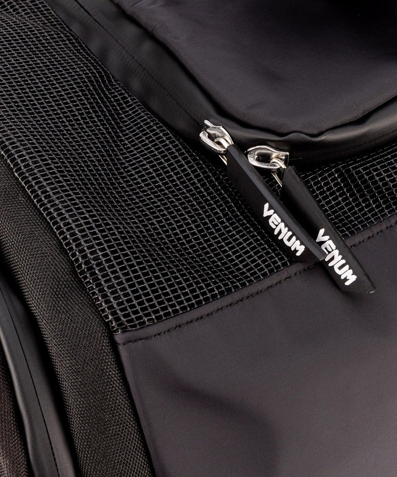 Venum Trainer Lite Evo Sports Bags - Black/Black picture 8