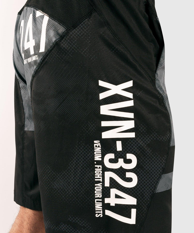 Venum Sky247 Training Short – Black/Grey picture 2