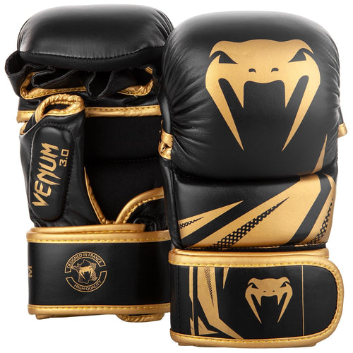Sparring Gloves Venum Challenger 3.0 – Black/Gold picture 1