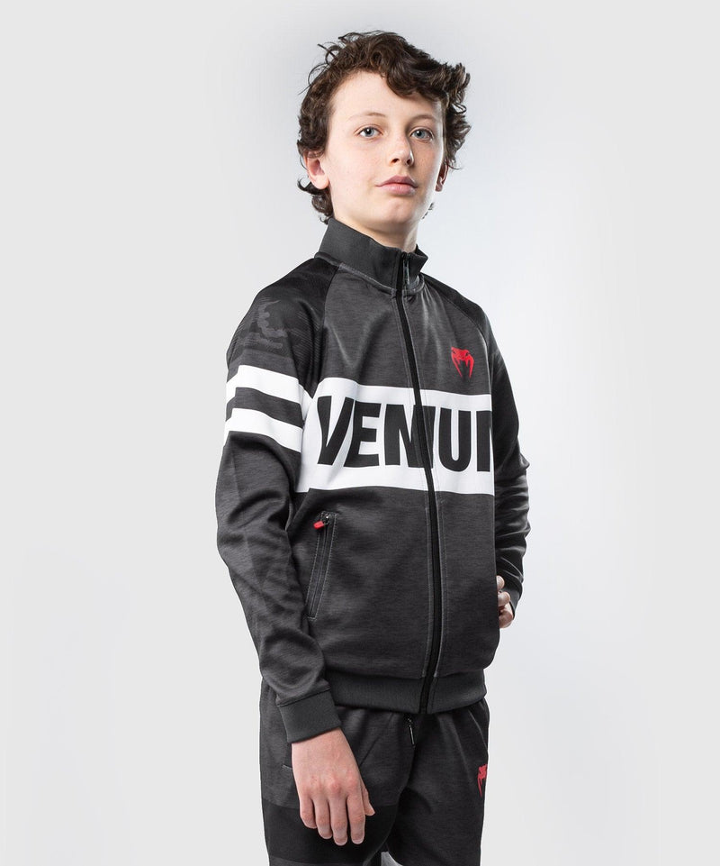 Venum Bandit jacket - for kids - Black/Grey picture 1
