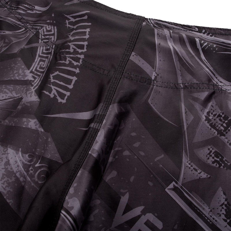 Venum Gladiator 3.0 Fightshorts – Black/Black picture 7