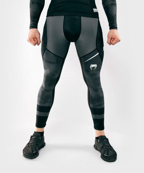 Venum Sky247 Spats – Black/Grey picture 1