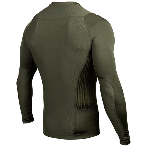 Venum G-Fit Rashguard - Long Sleeves – Khaki picture 3