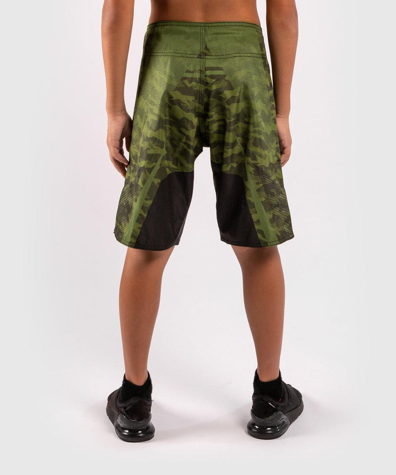 Venum Trooper Kids Fightshorts - Forest camo/Black picture 2