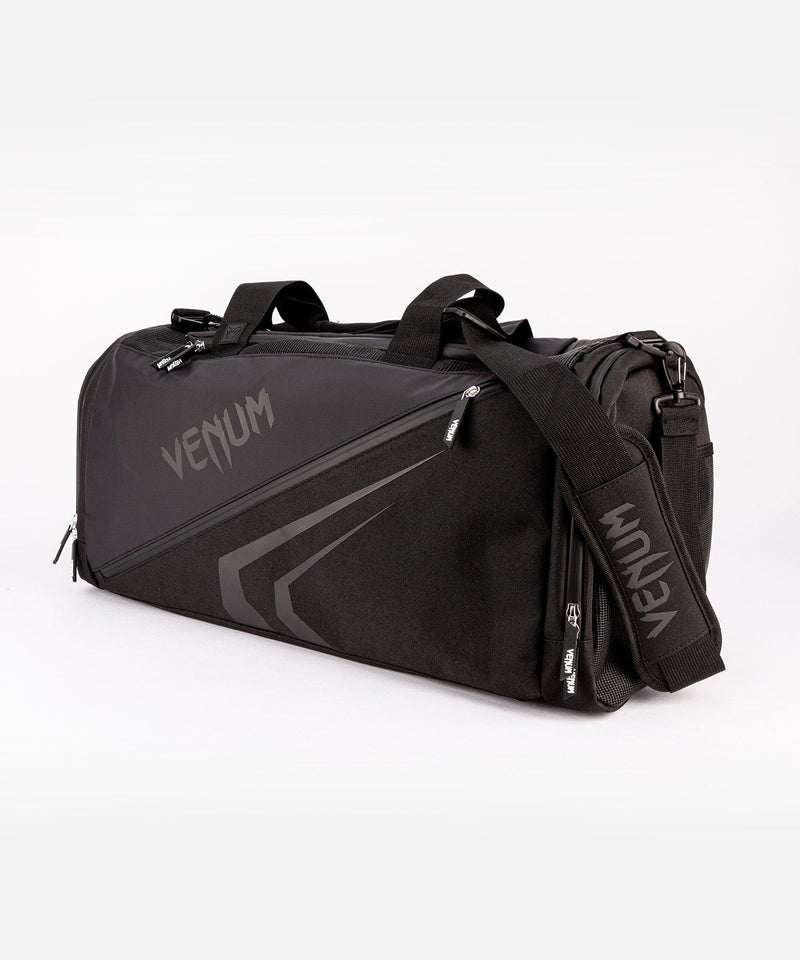Venum Trainer Lite Evo Sports Bags - Black/Black picture 1