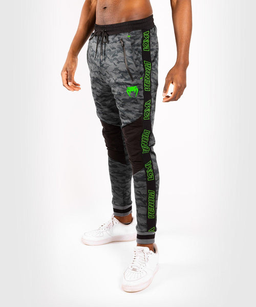 Venum Arrow Loma Signature Collection Joggers - Dark Camo picture 1