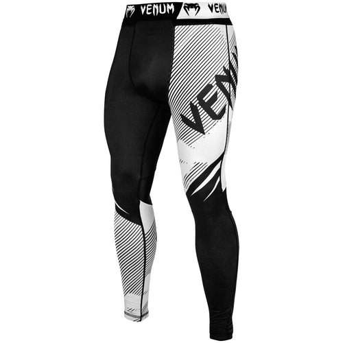 Venum NoGi 2.0 Spats – Black/White picture 1