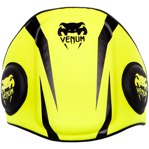 Venum Elite Belly Protector - Neo Yellow picture 1