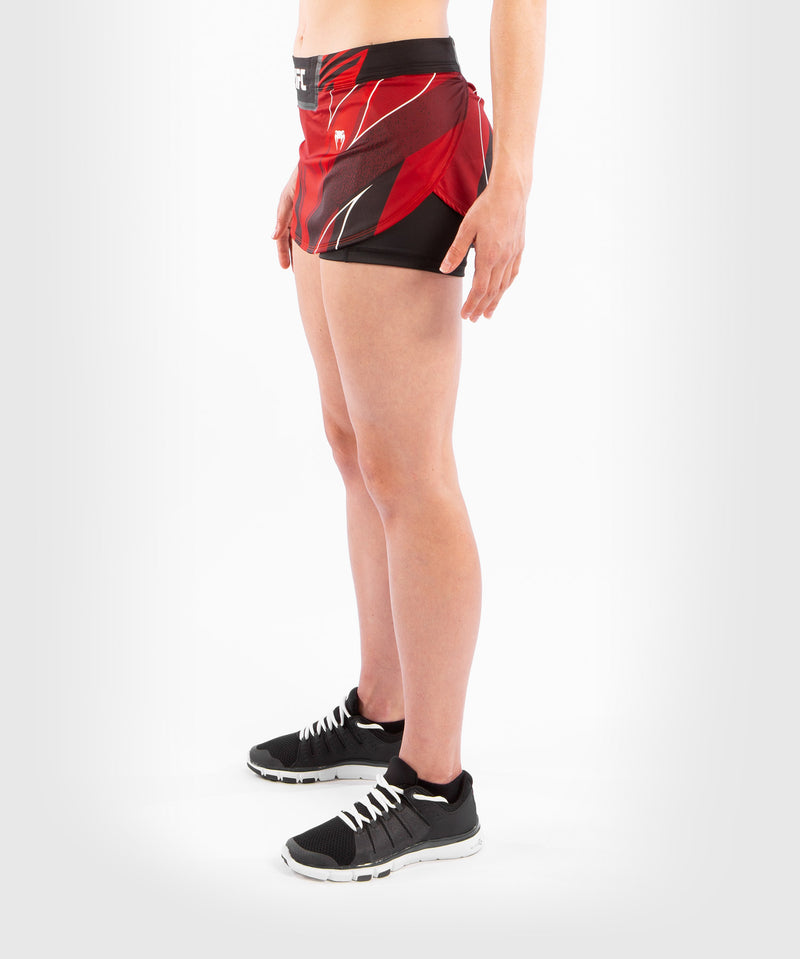UFC Venum Authentic Fight Night Women's Skort – Red Picture 3