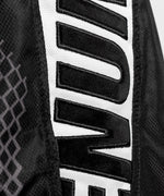 Venum Arrow Loma SIgnature Collection Boxing Shorts - Black/White picture 5