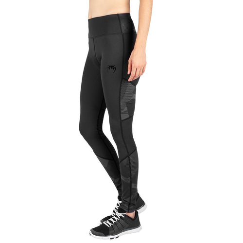 Venum Dune 2.0 Leggings - For Women – Black/Black picture 1