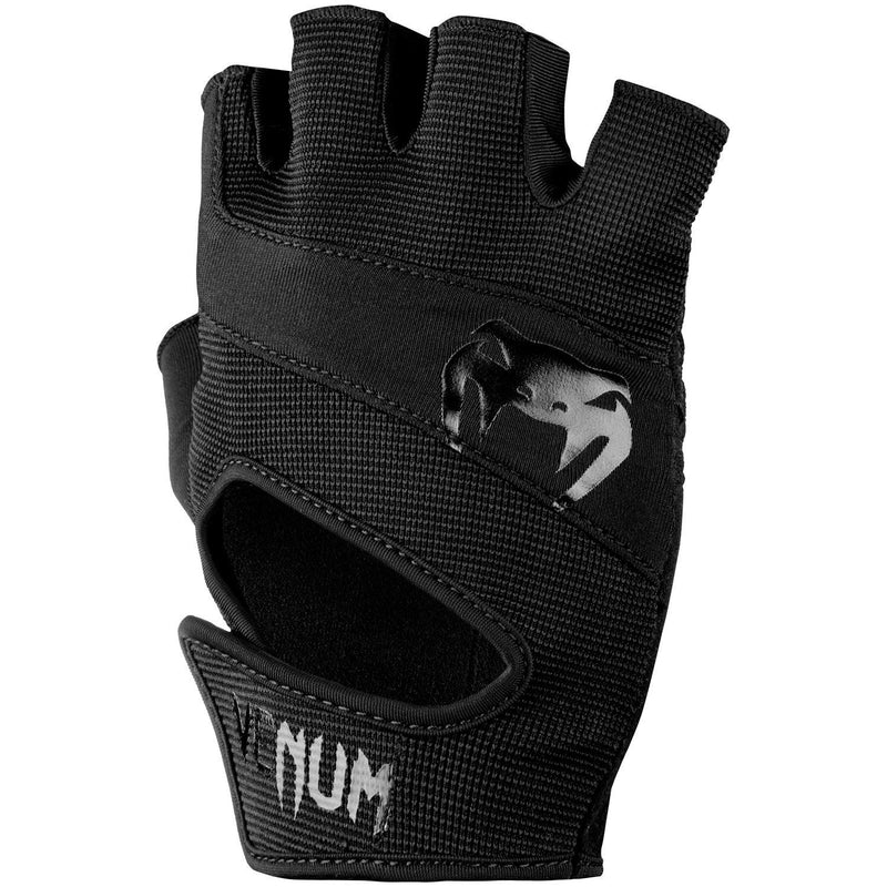 Venum Hyperlift Training Gloves – Black/Black picture 4
