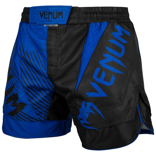 Venum NoGi 2.0 Fightshorts – Black/Blue picture 1