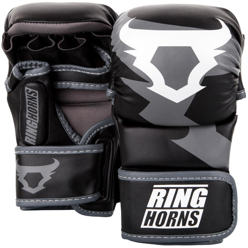 Ringhorns Charger Sparring Gloves - Black picture 1