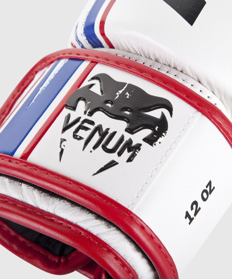 Venum Bangkok Spirit Boxing Gloves - Nappa leather - White picture 5